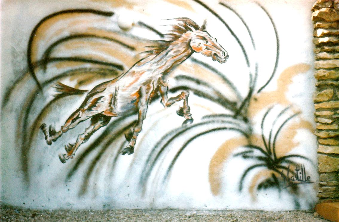 cheval-fougueux