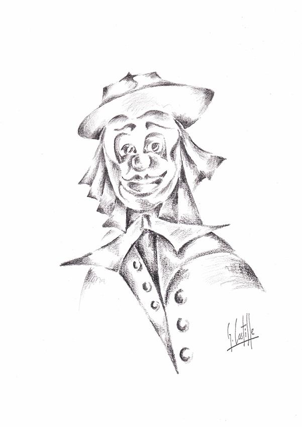clown30x20cm